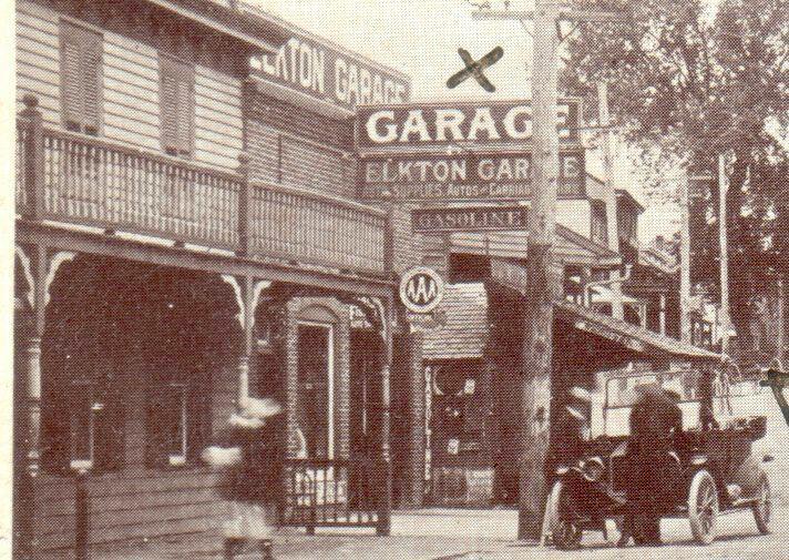 Hist Soc News Boulden Garage