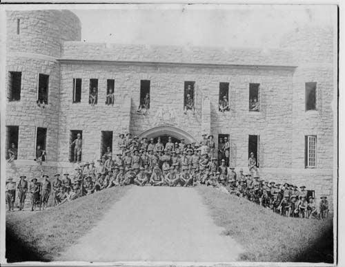 Armory World War I