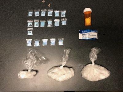 Port Deposit-area drug arrest