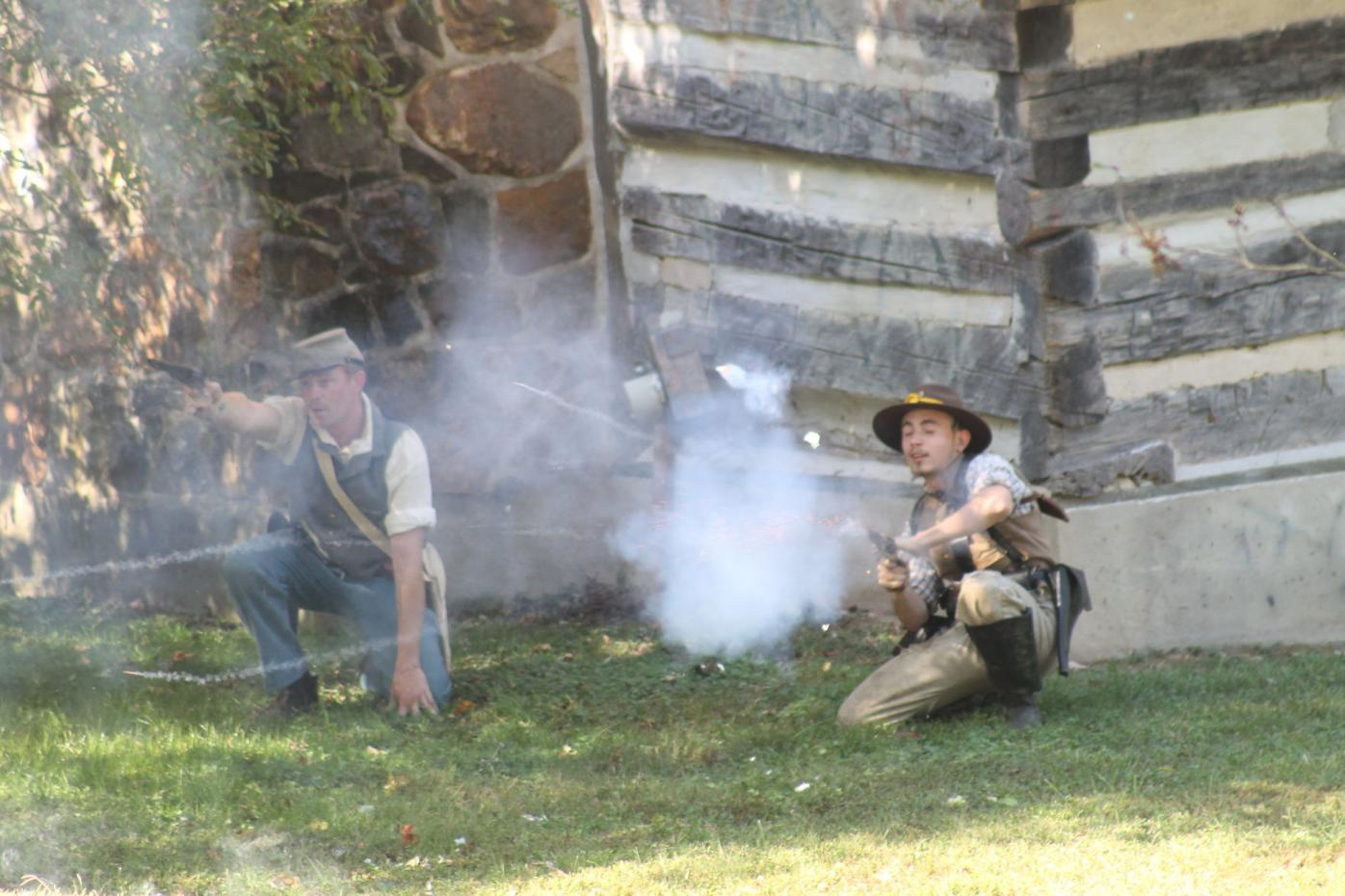 Rising Sun Civil War Weekend returns Friday to Veterans Memorial Park