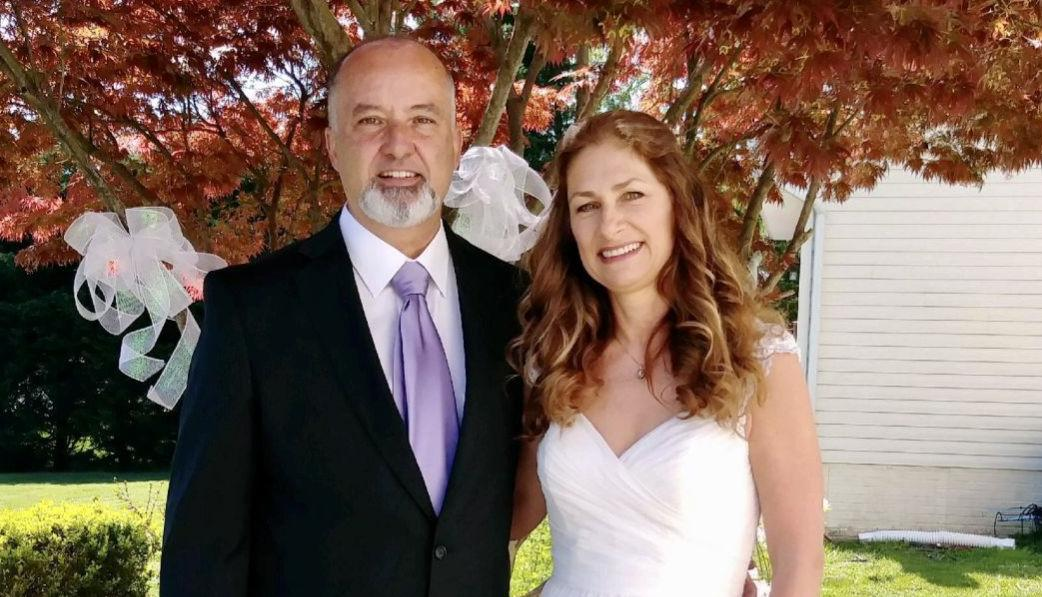 A beautiful Perryville wedding during COVID-19