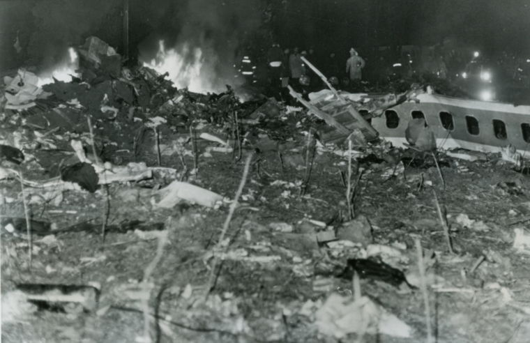 50 Years Later Witnesses Families Recall Flight 214