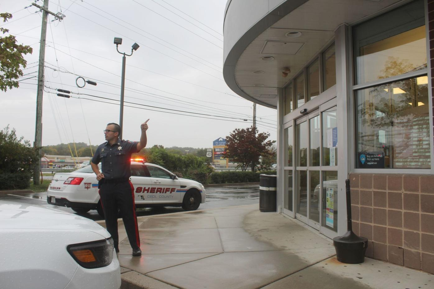 Rite Aid in Elkton robbed Friday