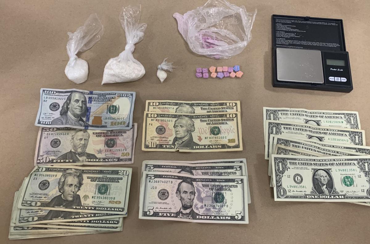 Elkton drug confiscation