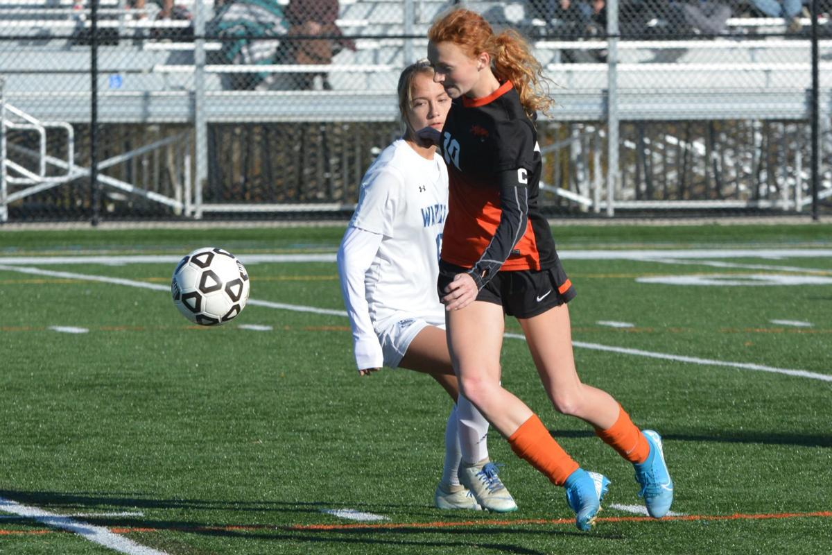 Rising Sun vs. La Plata girls' soccer