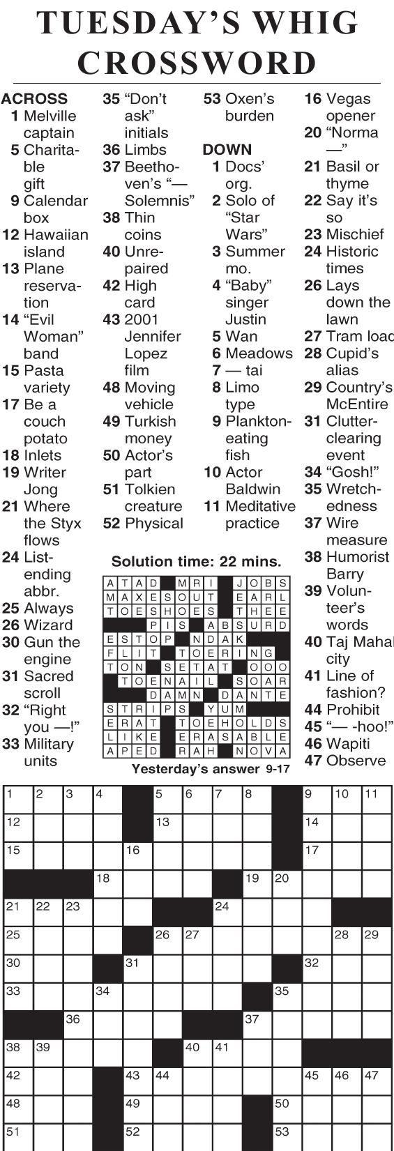 0917 crosswords
