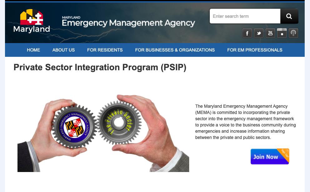 MEMA launches Private Sector Integration Program