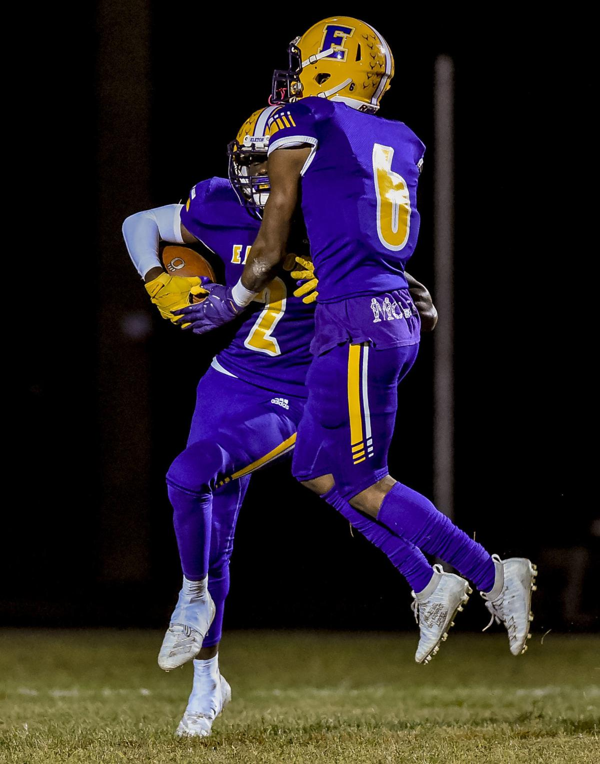 Elkton vs. Oakdale football