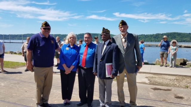 Port Deposit VFW honors fallen military