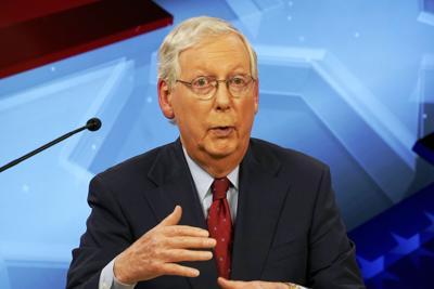 Election 2020 Senate Kentucky