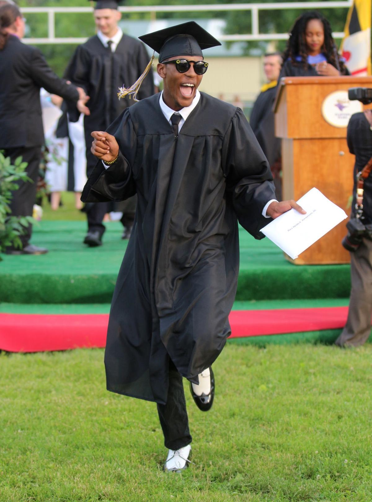 Elkton graduation