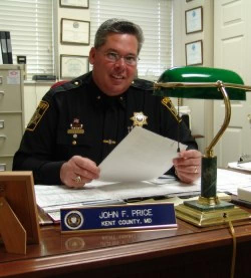 Kent County, Md  sheriff back to work after shooting of home