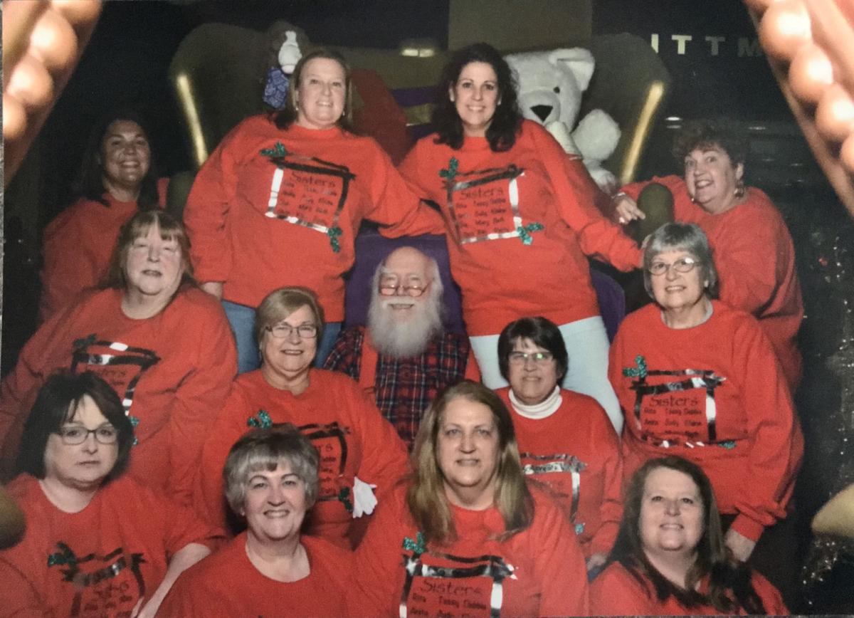 Cecil County Sisters Visit Santa Each Year Local News