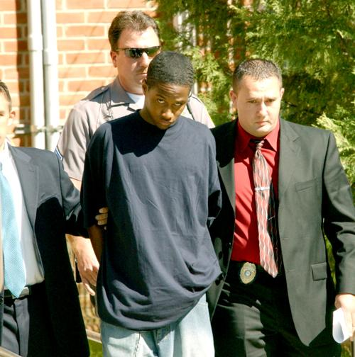 Delaware St. Shooting Suspect Arrested In Dorm Room Part 40