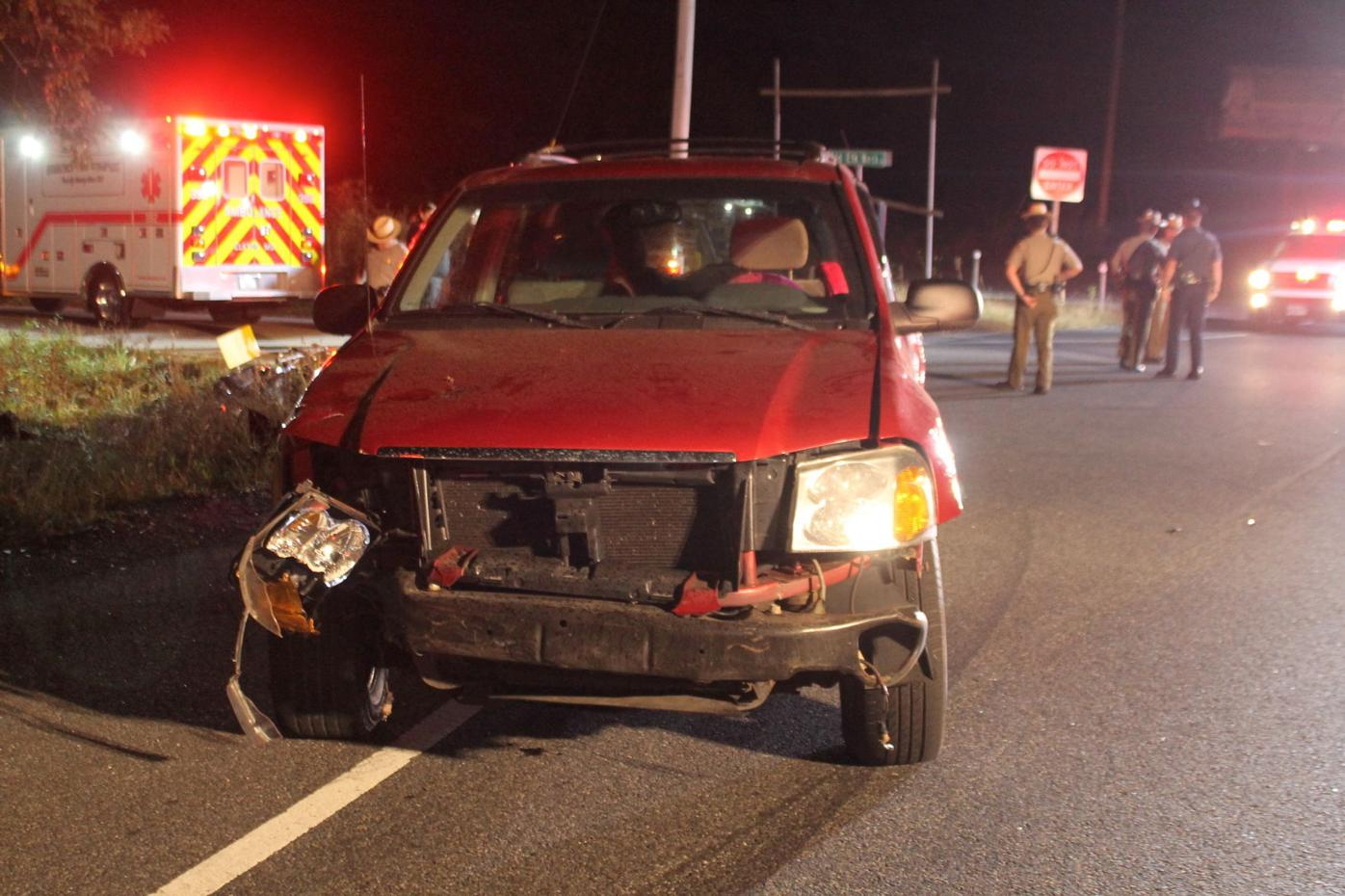 Crash kills motorcyclist