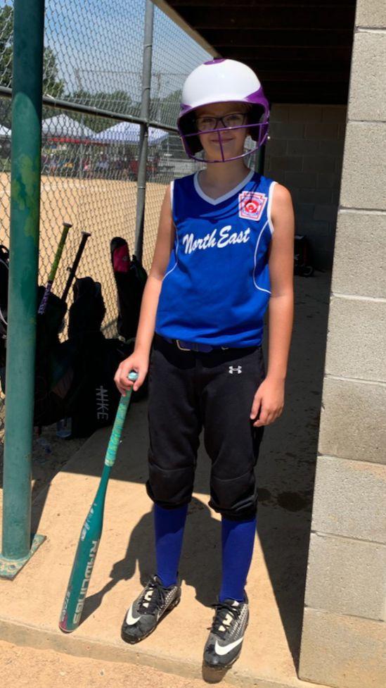 Little League: North East 8-10 Softball