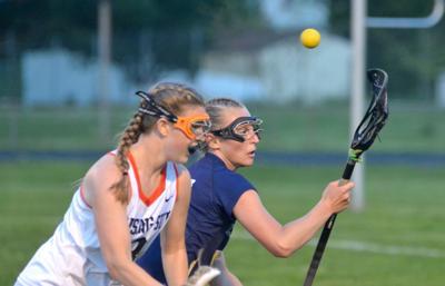 Rising Sun girls' lacrosse