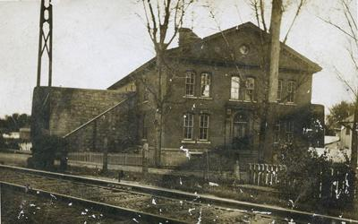 North Street Jail