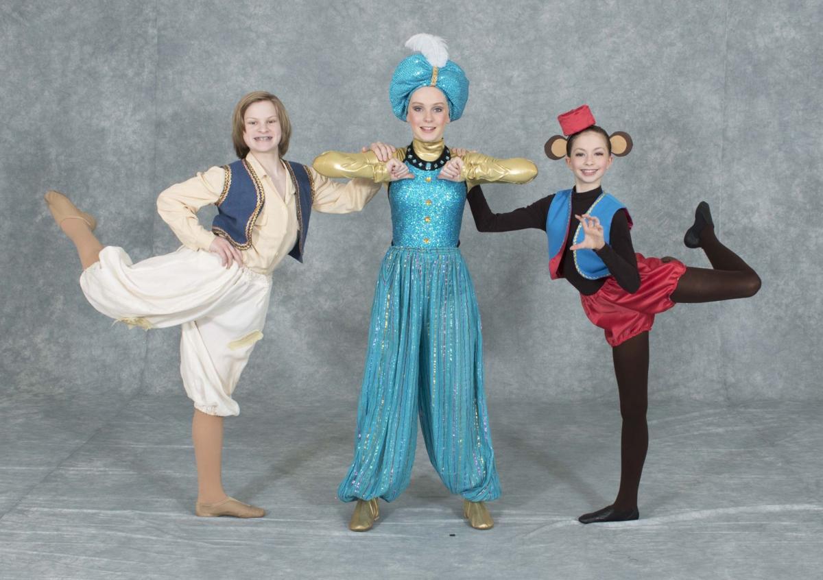 Cecil Junior Dance Troupe To Perform Aladdin And The Magic Lamp
