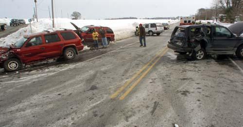 Car Accident: Car Accident Chicago Saturday