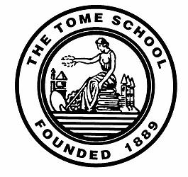Tome School logo