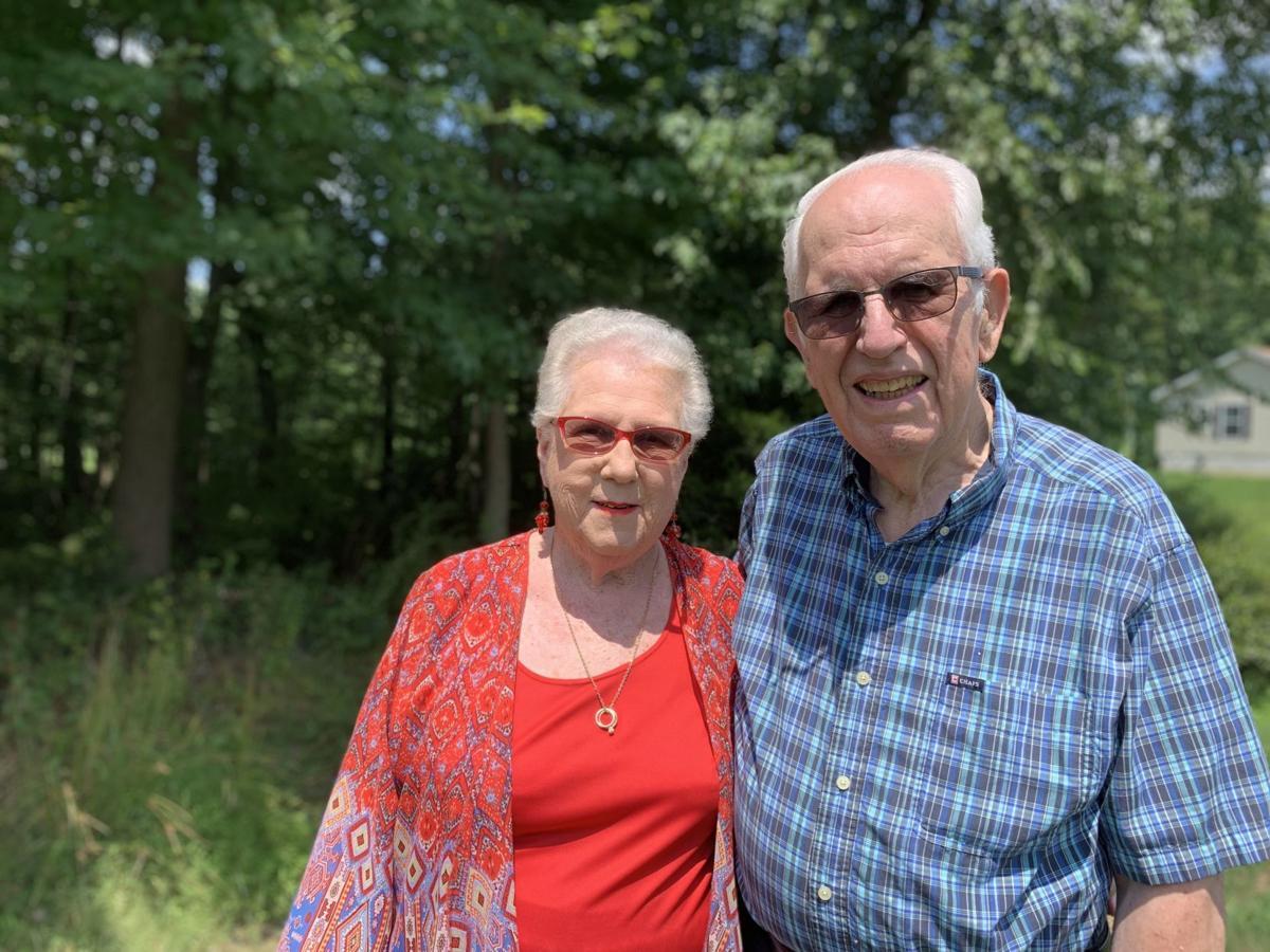 Leathrums celebrate 65th anniversary