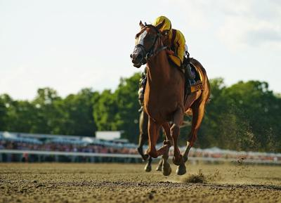 Good Magic Romps In 1 Million Haskell At Monmouth Park