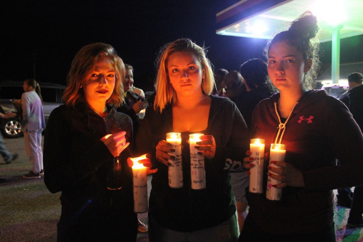 Howe siblings vigil
