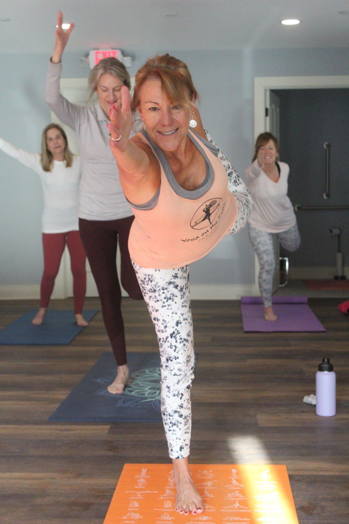 Yoga On The Canal hosting Health & Wellness Fair