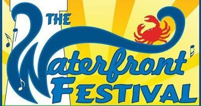 Waterfront Festival in Havre de Grace