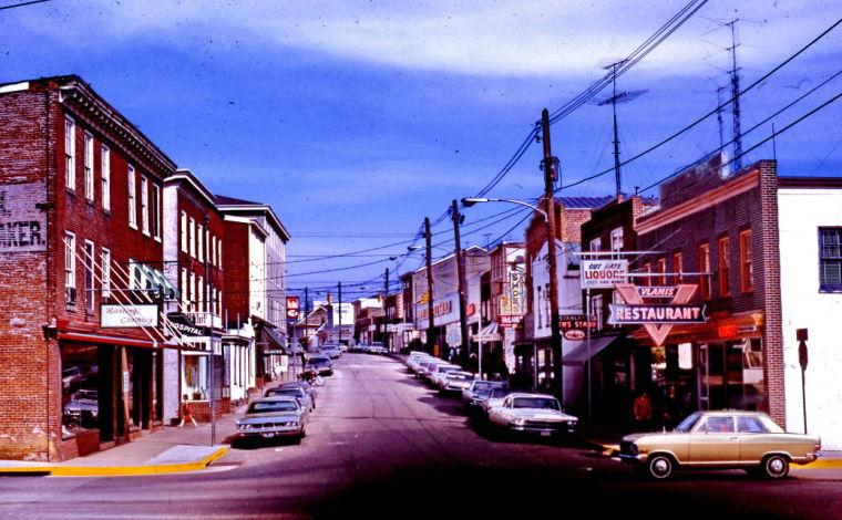 Elkton in the 1960s