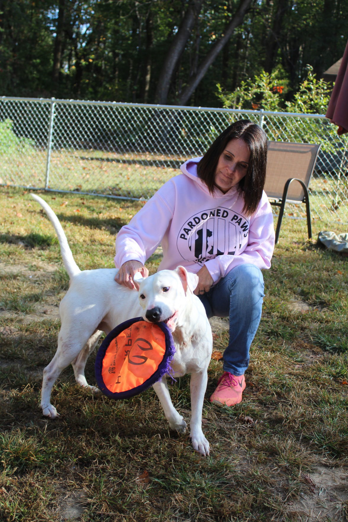 Pardoned Paws Rescue helps death row dogs