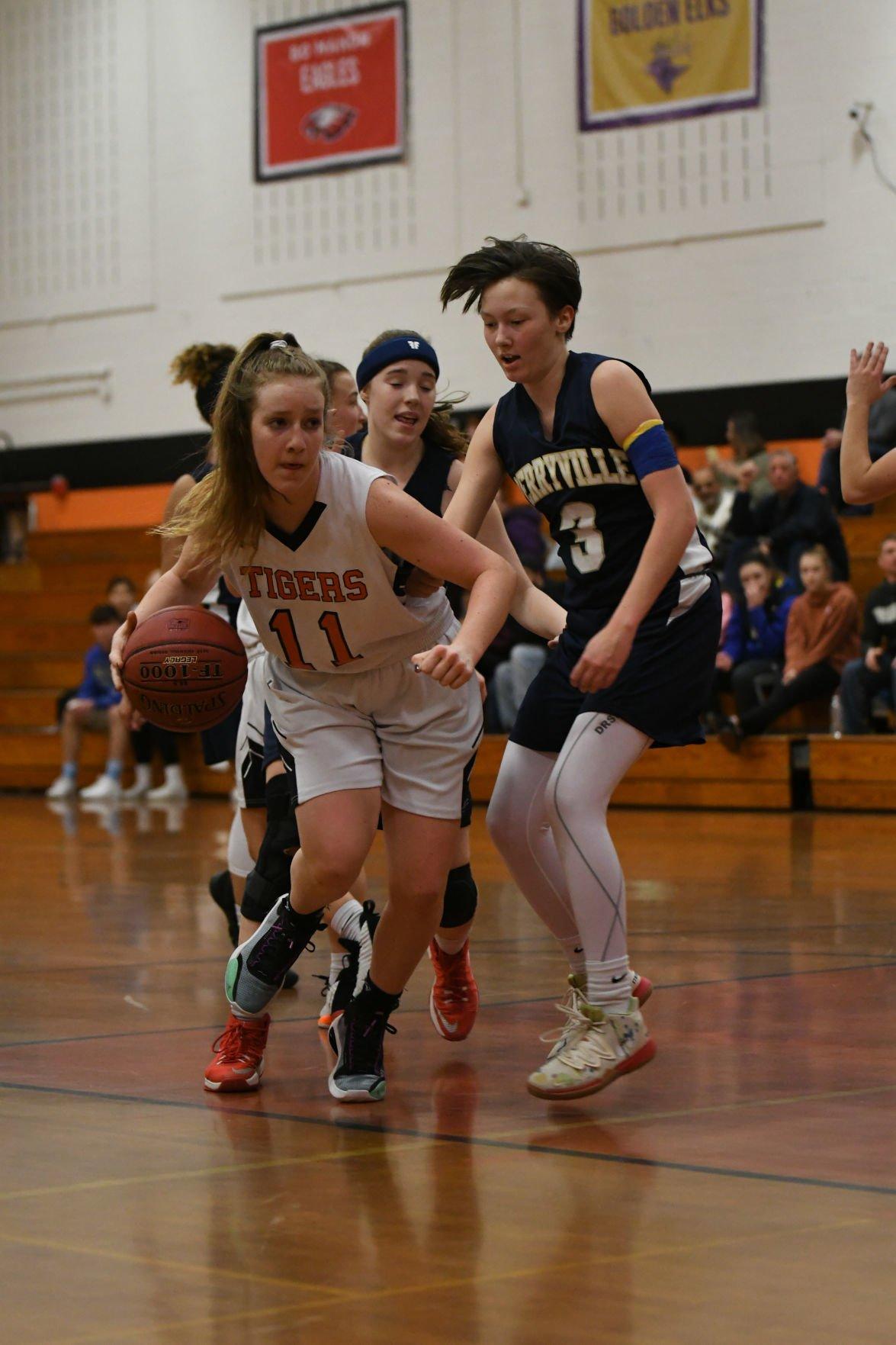 Rising Sun vs. Perryville girls' basketball