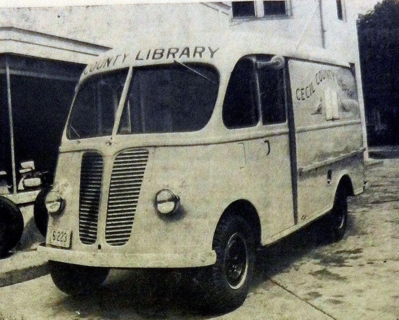 Hist Soc News Bookmobile