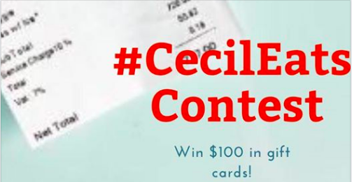 CecilEats contest helps restaurants cope with pandemic