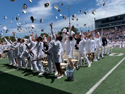 Schmidt graduates from USMMA
