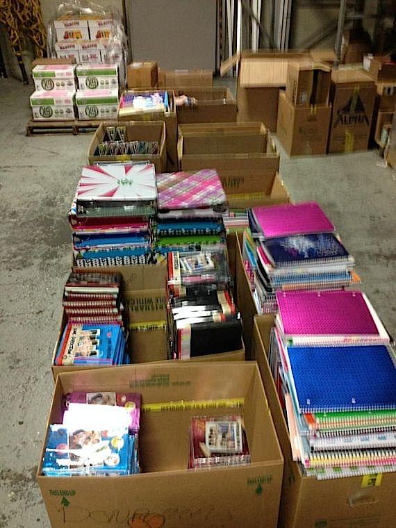 Walmart Donates School Supplies To Ccps Local News