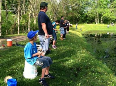 Rising Sun Chamber of Commerce Fishing Derby Saturday