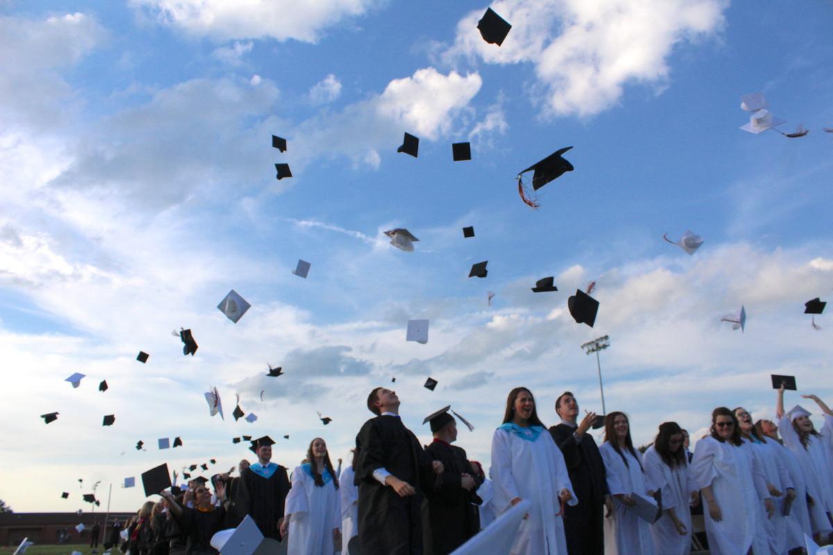 Rising Sun High graduation