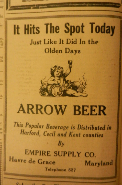 Arrow Beer