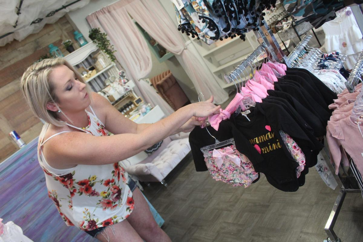 Deep South Posh Boutique opens Saturday in North East
