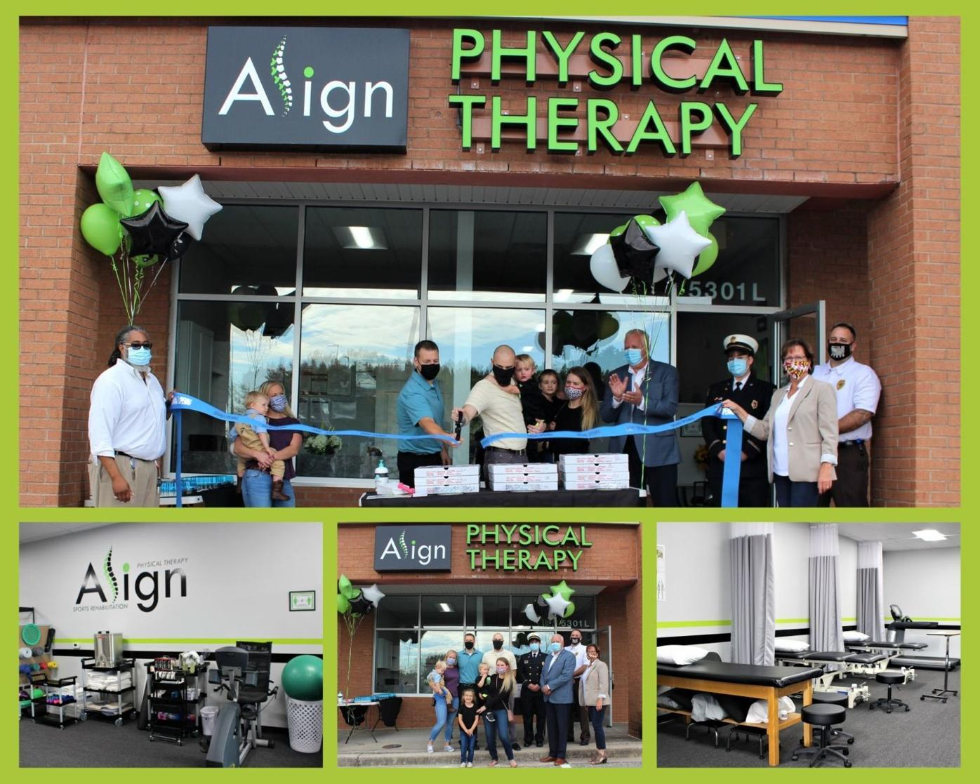 Align Physical Therapy opens in Perryville.