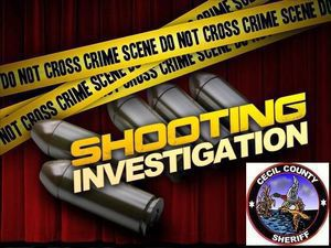 Elkton-area shooting