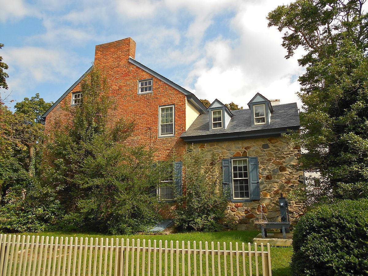 OC Elisha Kirk House