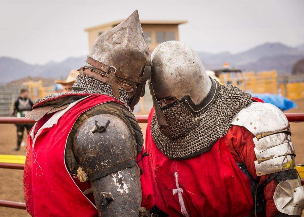 Elkton man participates in medieval combat league | Spotlight