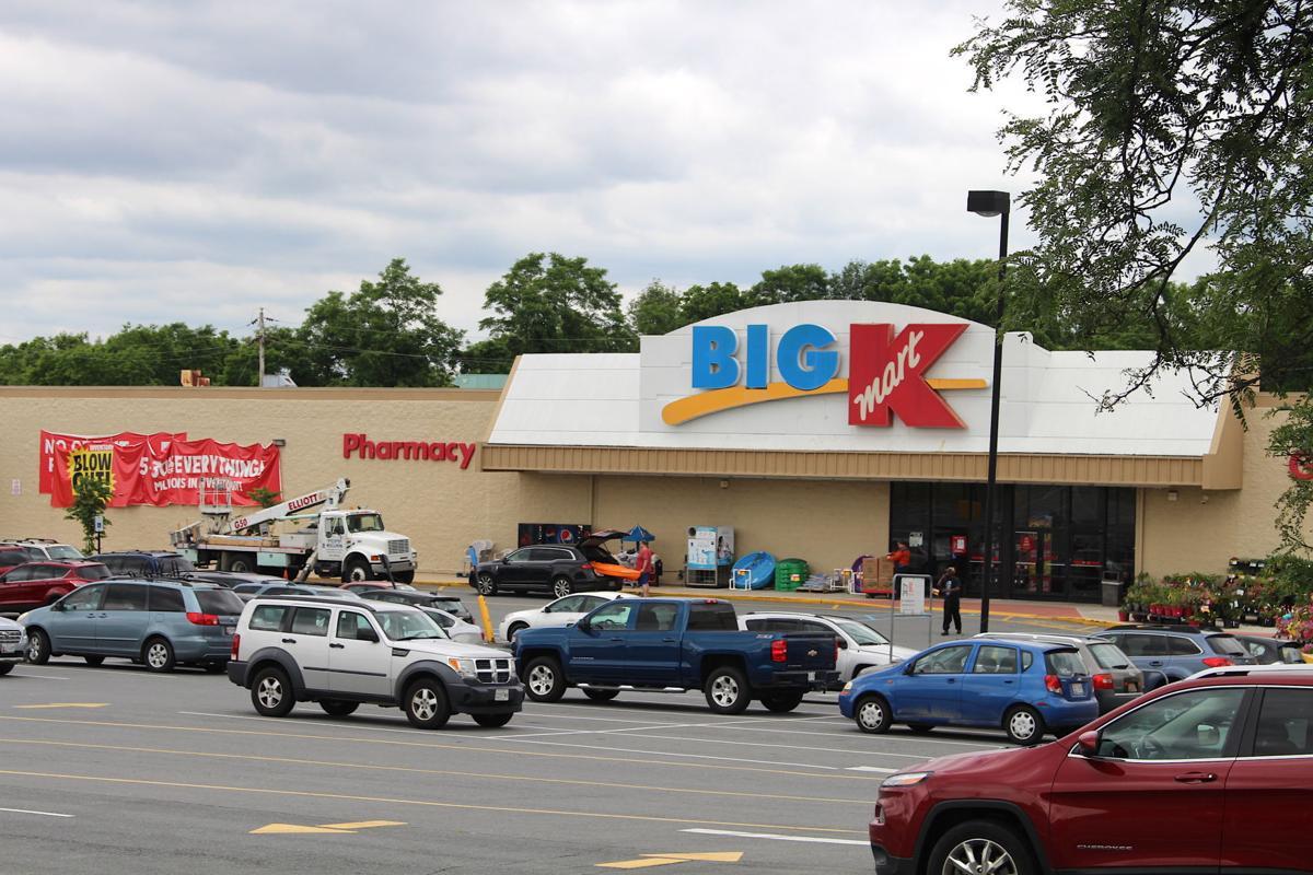 Kmart In Big Elk Mall To Close September