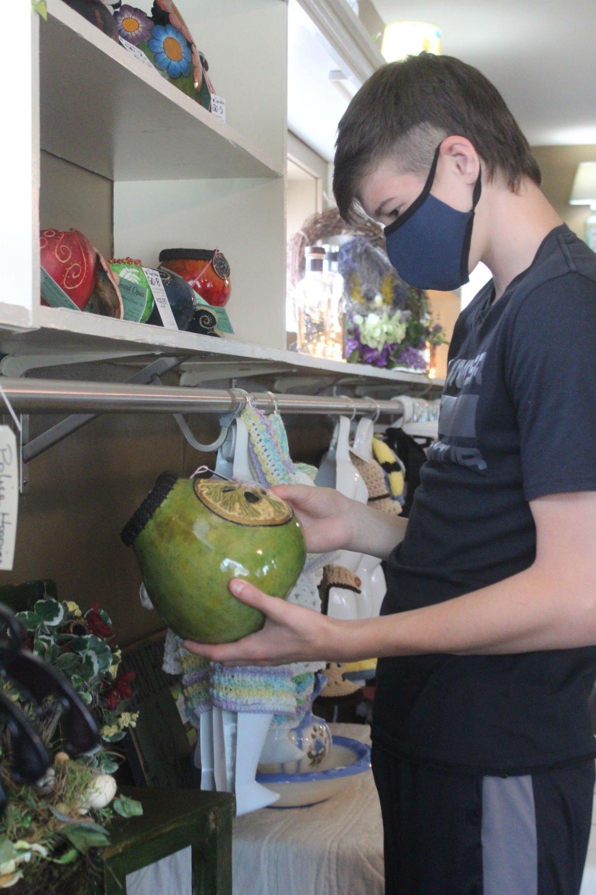 Heart Felt Gifts is an artful boutique in Rising Sun