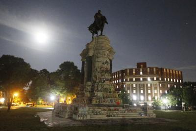 Confederate Monument-Richmond