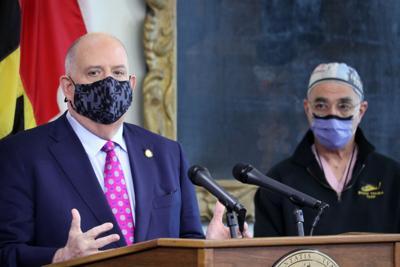 Virus Outbreak-Maryland
