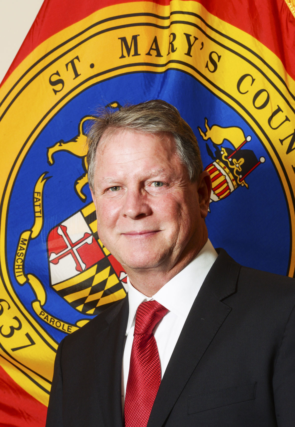 Commissioner Mike Hewitt